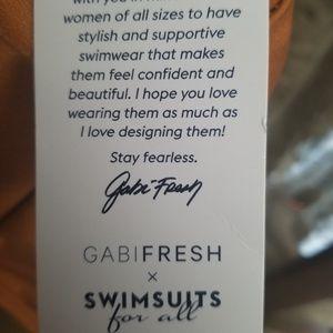 Swimsuits For All Swim - NWT GabiFresh Copper Bikini Bottoms